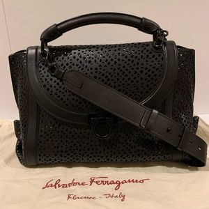 Limited edition RARE Salvatore Ferragamo crossbody